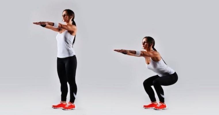 Exercícios Para Ganhar Massa Muscular (foto: internet)