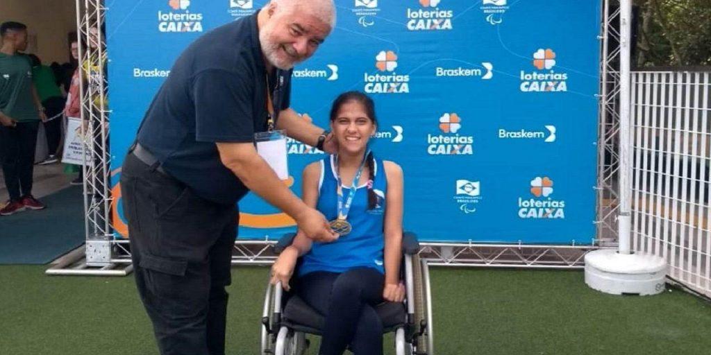 Paratletas Competem no Circuito Brasil Loterias Caixa de Atletismo (Foto: internet)