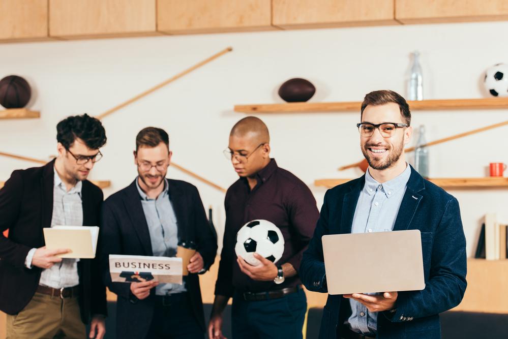 O que estudar para ser um empreendedor esportivo? (Foto: Depositphotos_228240924_s-2019)